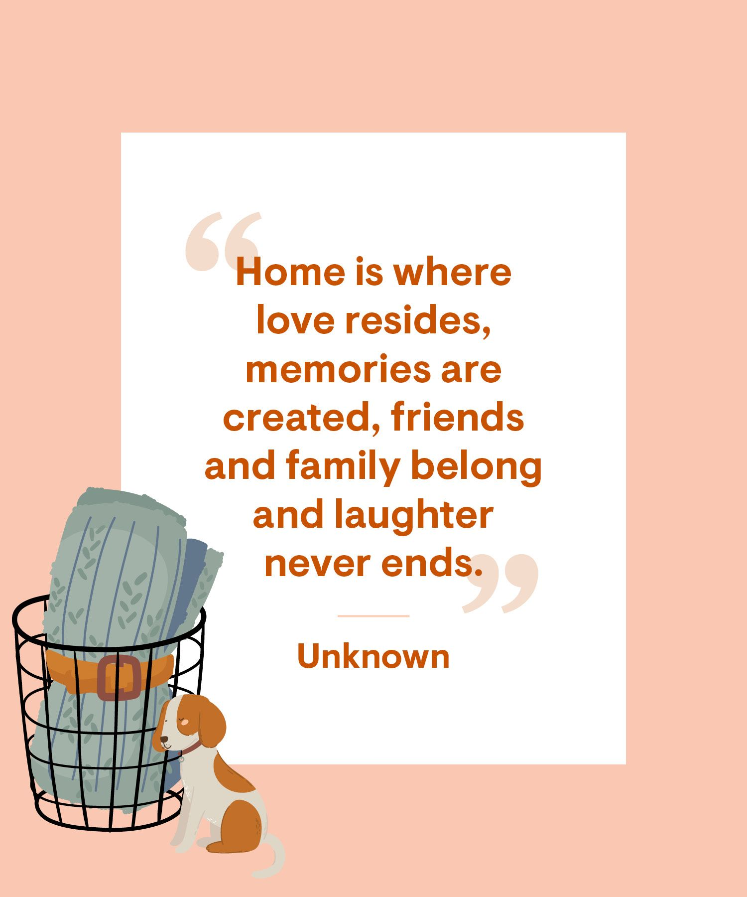 45 Best Home Quotes - Beautiful Sayings About Home Sweet Home