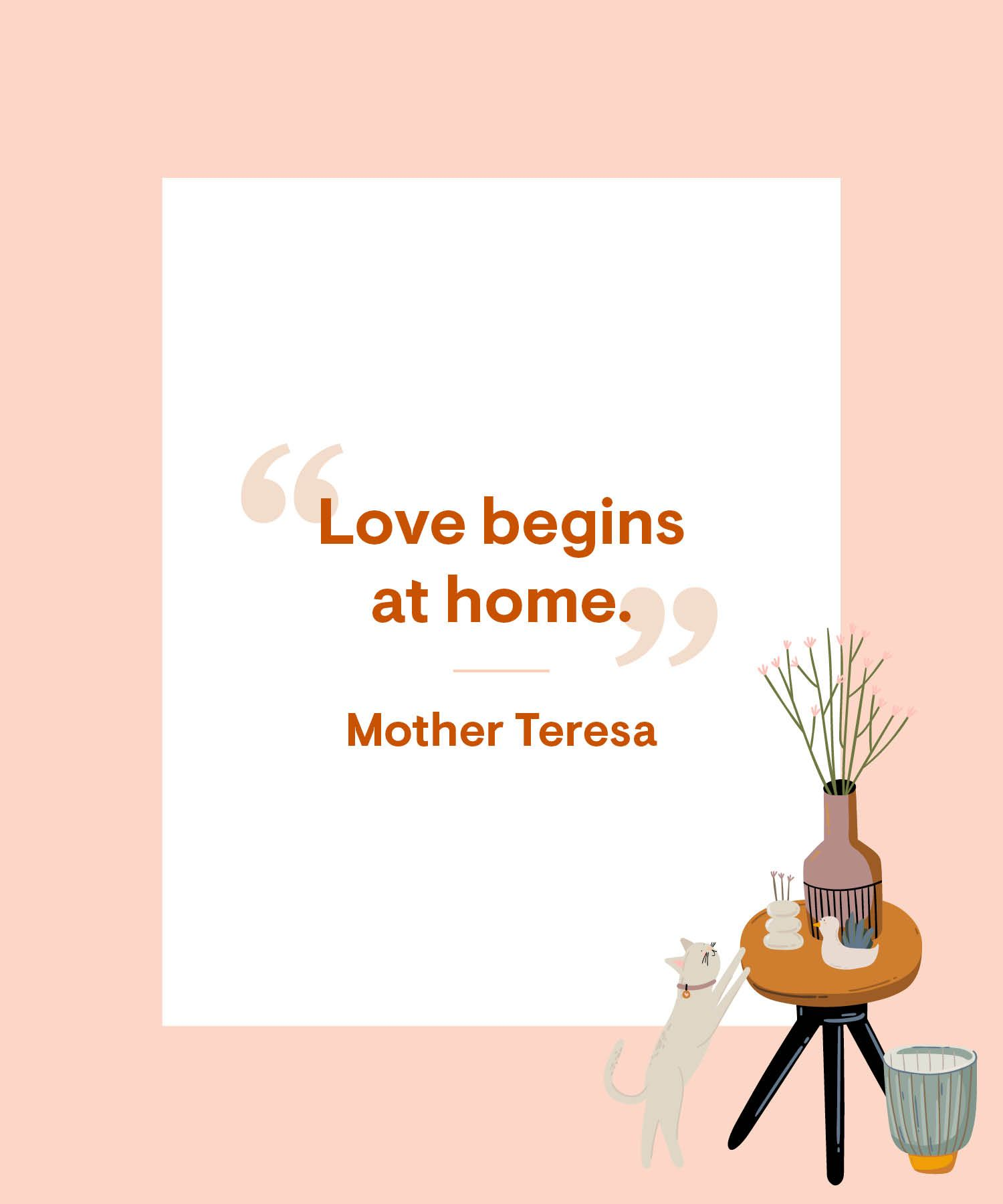 9 Best Home Quotes - Beautiful Sayings About Home Sweet Home