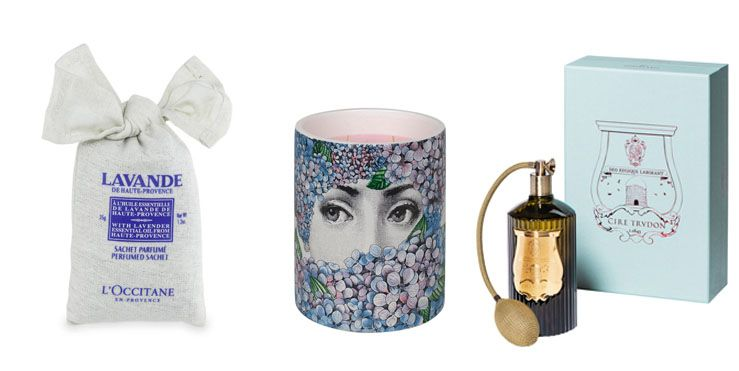 Read on for the scents that will bring the blossoming outdoors into your  home ...