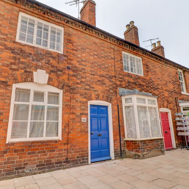 You can now live opposite Shakespeare's birthplace in Stratford-upon-Avon