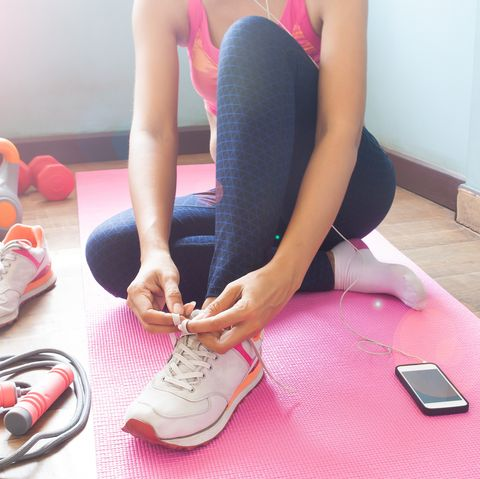 If you're not seeing results from your home workout, this could be why.