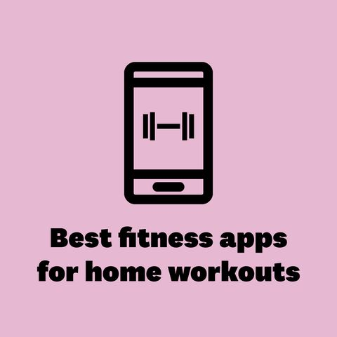 best-fitness-apps, womens-health-uk