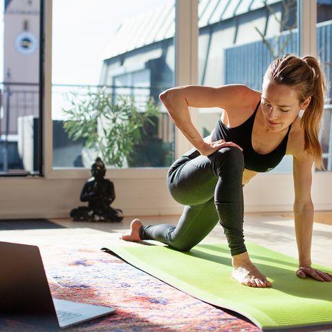 Guía Para Hacer Yoga En Casa Si Eres Principiante