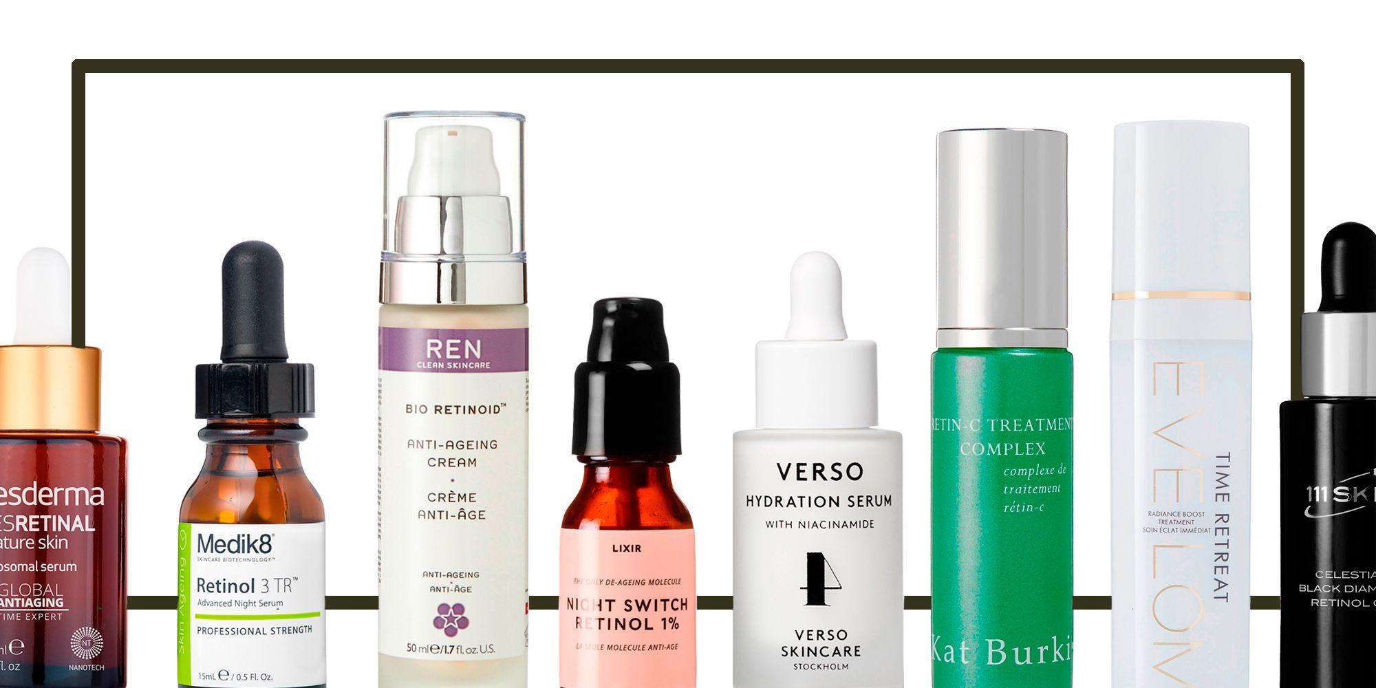 Las 16 mejores cremas con retinol