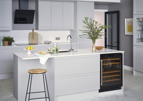 homebase westbourne kitchen   house beautiful