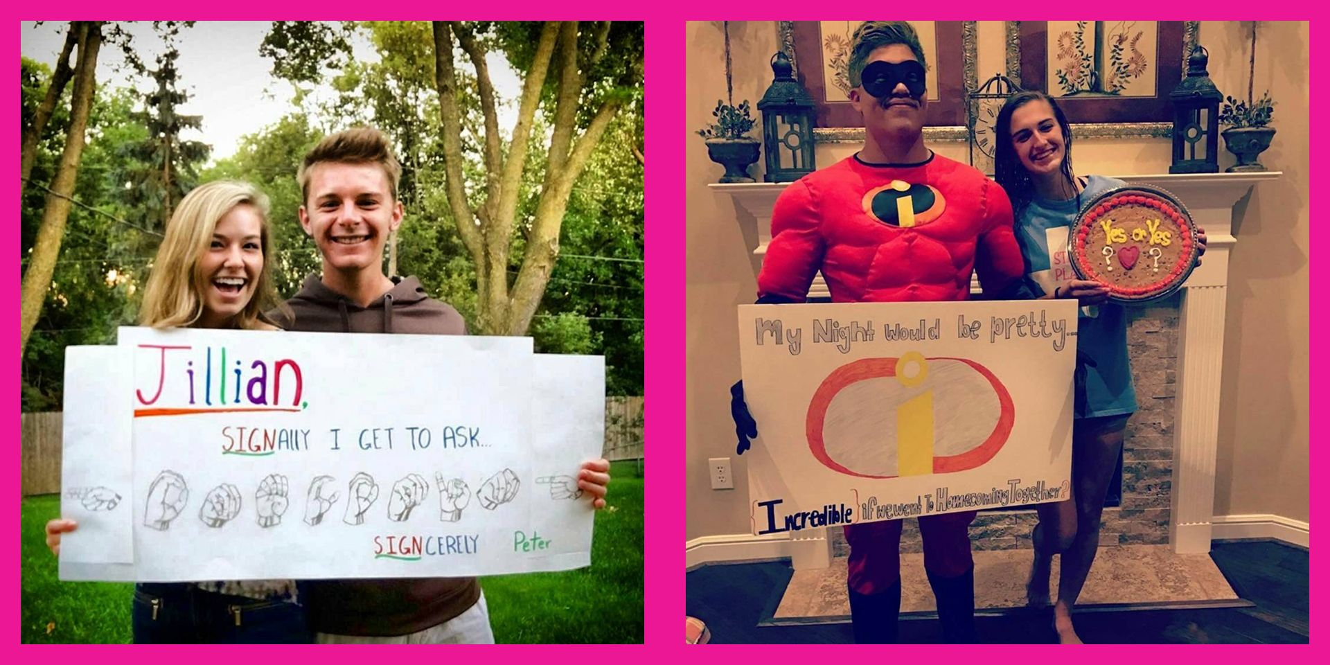 Homecoming Ideas To Ask A Girl