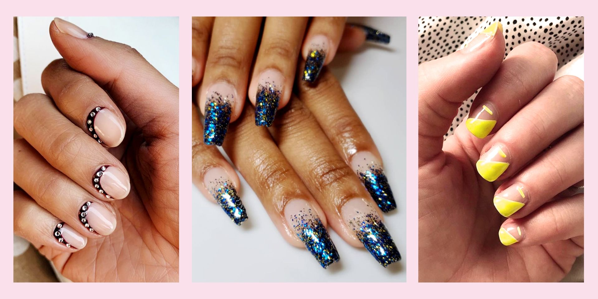 25 Best Homecoming Nail Ideas 2019 , Cute Nail Designs for