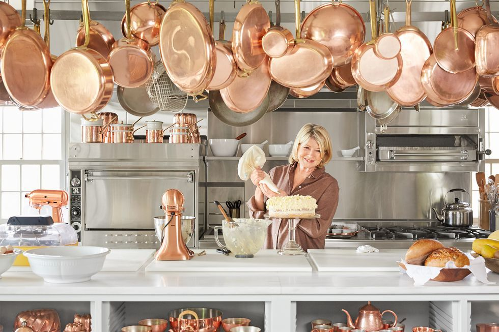 martha stewart kitchen tour