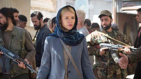 Eindelijk! Homeland seizoen 7 staat bijna op Netflix