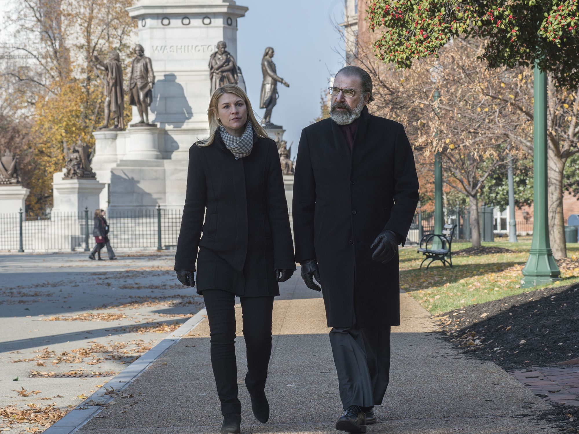Homeland temporada 8 carrie