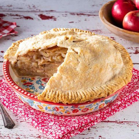 homemade apple pie fall recipes