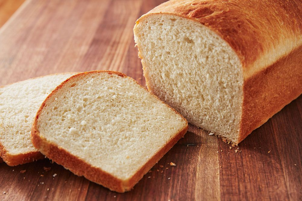 Best Homemade Bread Recipe - How To Make Homemade Bread