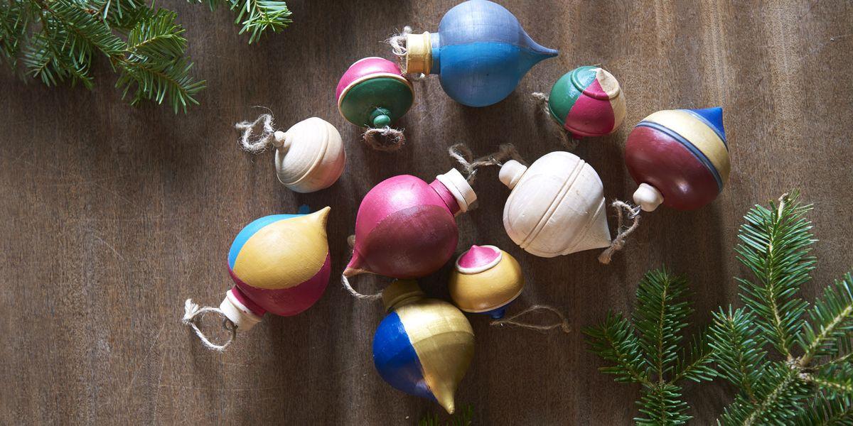 75 Homemade Christmas Ornaments Diy Handmade Holiday Tree Ornament Craft Ideas