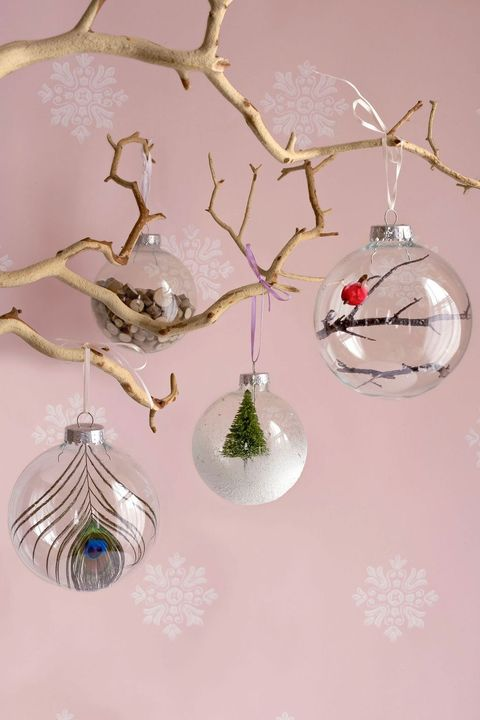63 Homemade Christmas Ornaments Diy Handmade Holiday Tree