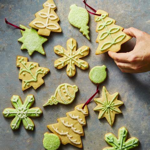 homemade christmas ornaments   homemade sugar cookie ornament