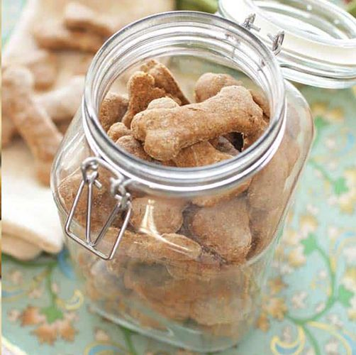 Homemade Dog Treats Diy Dog Treat Recipes