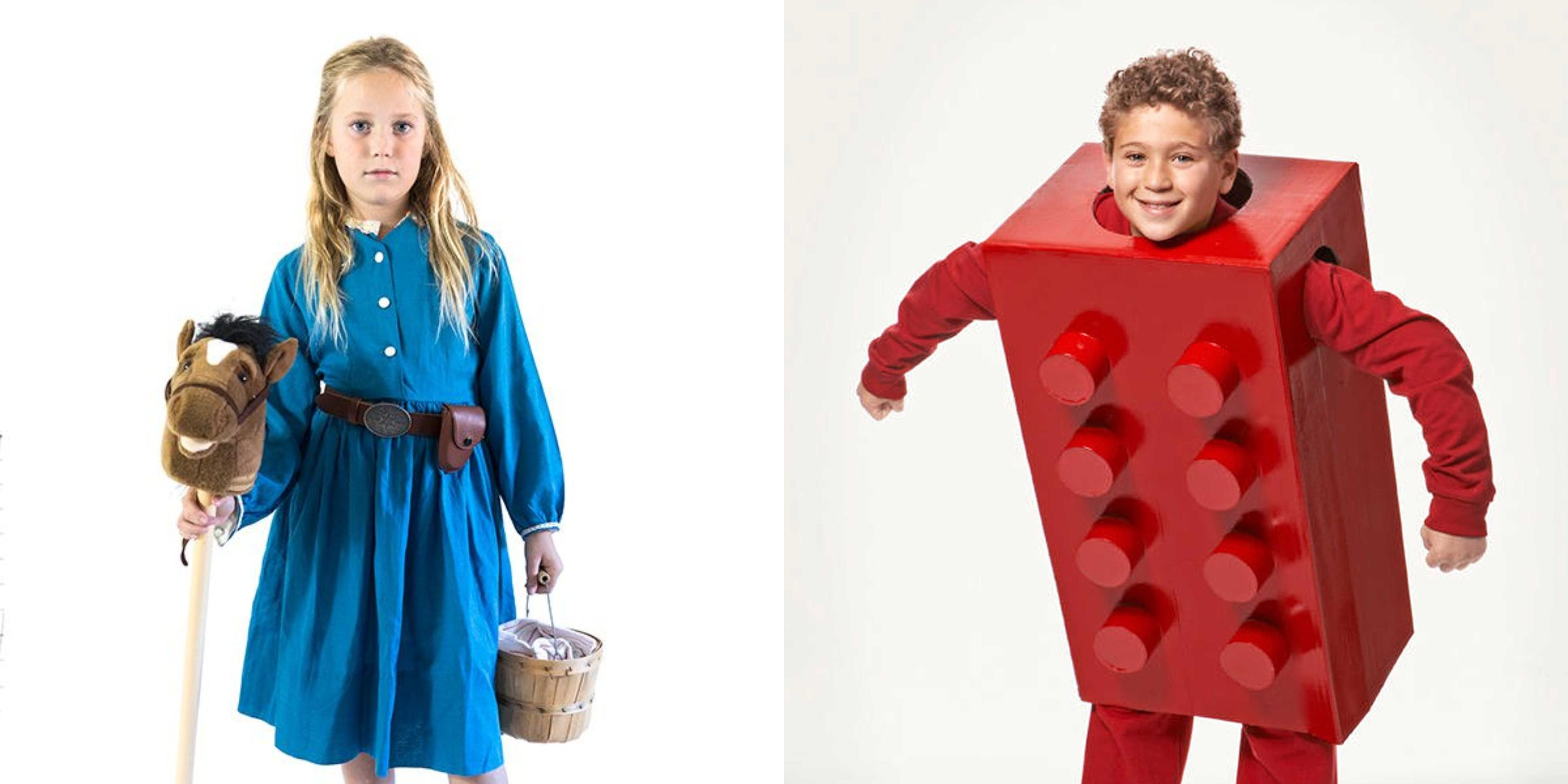 00fded999b8b5 90 Homemade Halloween Costumes for Kids - Easy DIY Kids Halloween ...