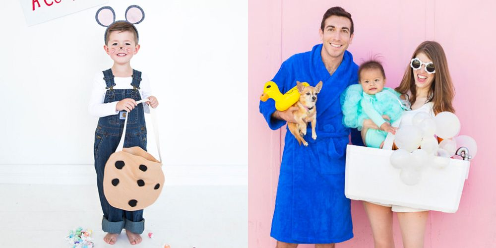 13bf13b1c6 52 Easy Homemade Halloween Costumes for Adults & Kids - Best DIY ...