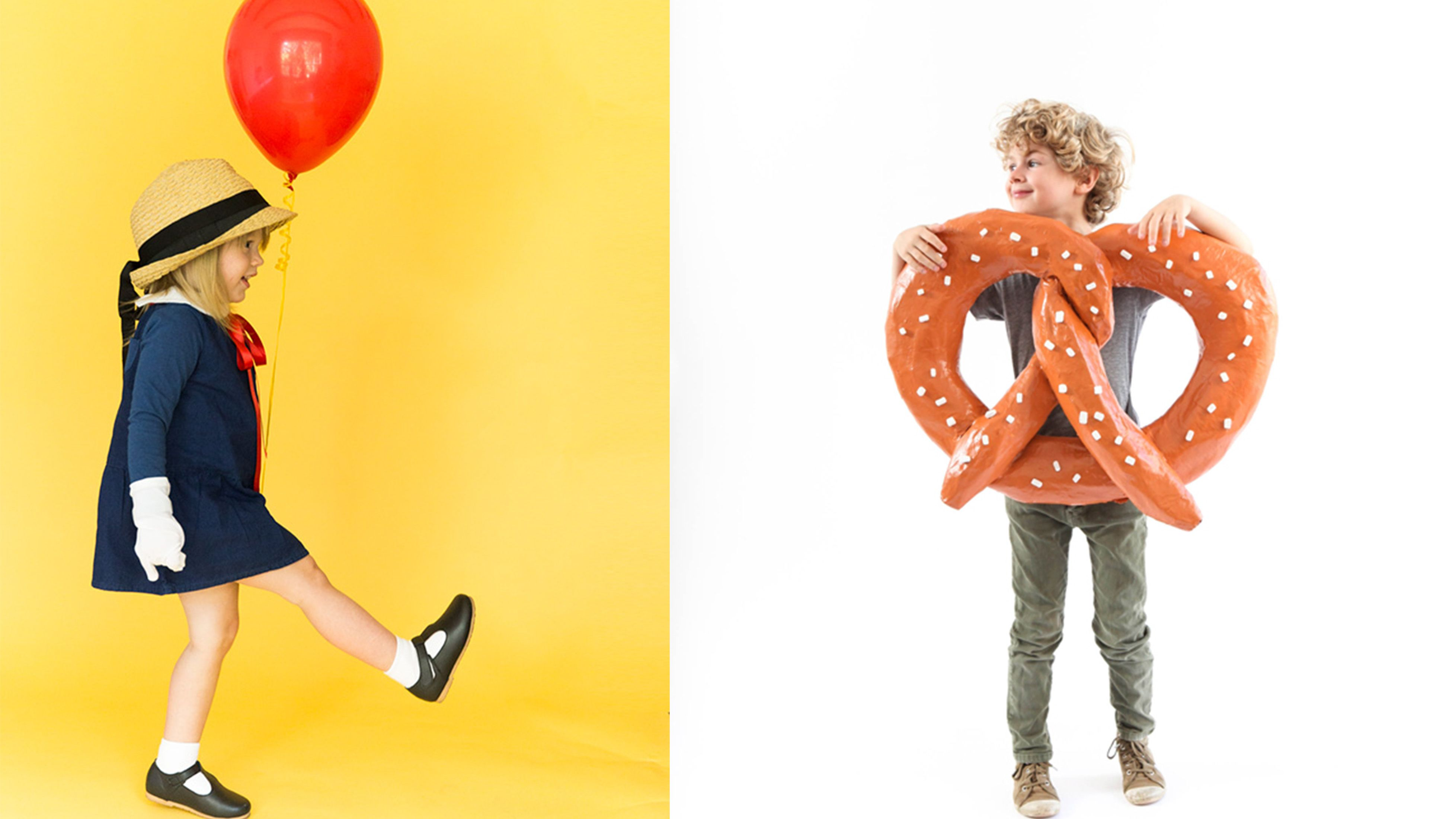 65+ Homemade Halloween Costumes for Kids - Easy DIY Kids Halloween Costume Ideas 2018  sc 1 st  Country Living Magazine & 65+ Homemade Halloween Costumes for Kids - Easy DIY Kids Halloween ...