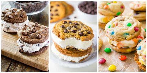 20 Easy Ice Cream Sandwiches Youll Want To Make Immediately