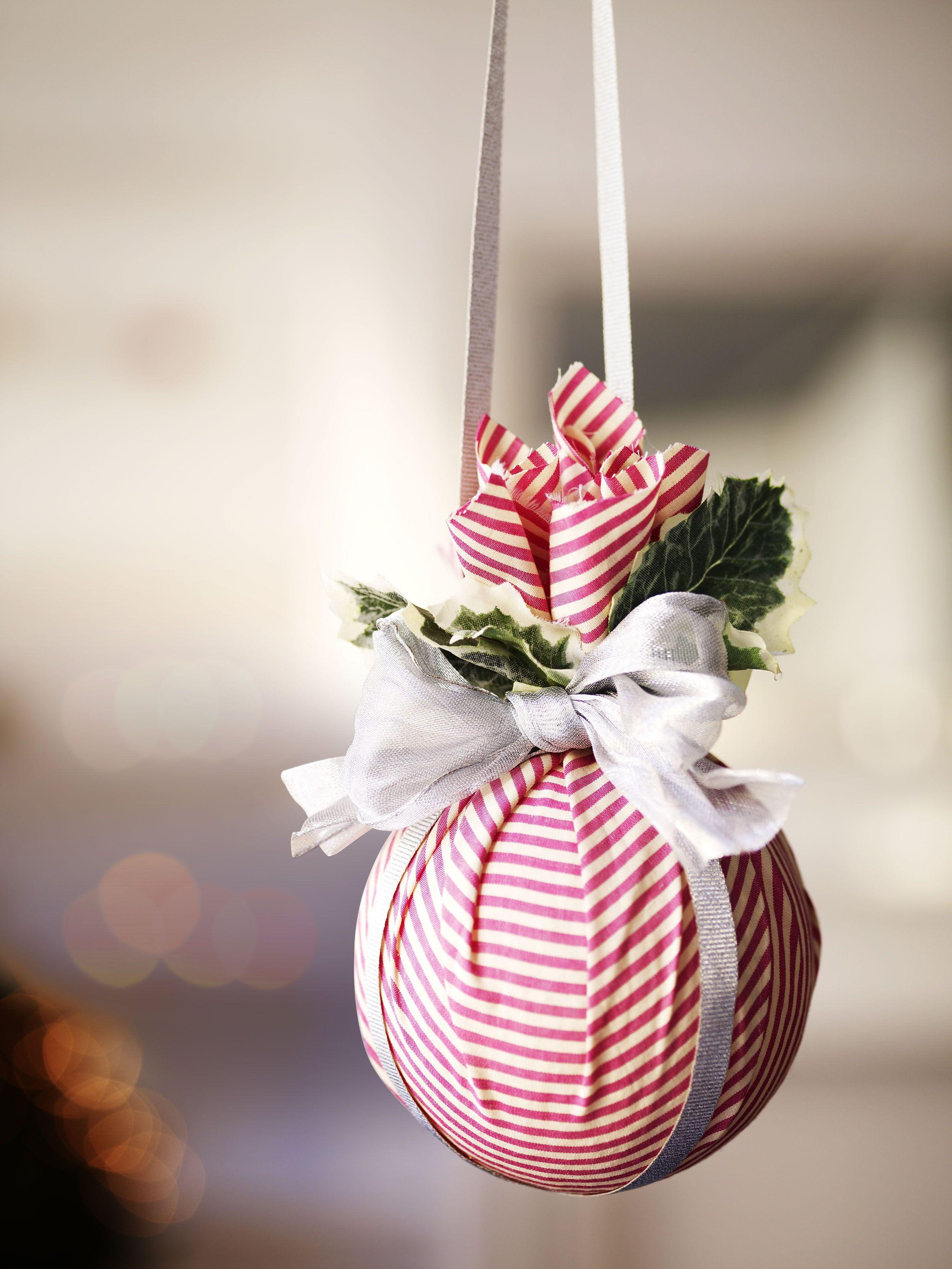 55 homemade christmas ornaments diy handmade holiday tree ornament rh goodhousekeeping com