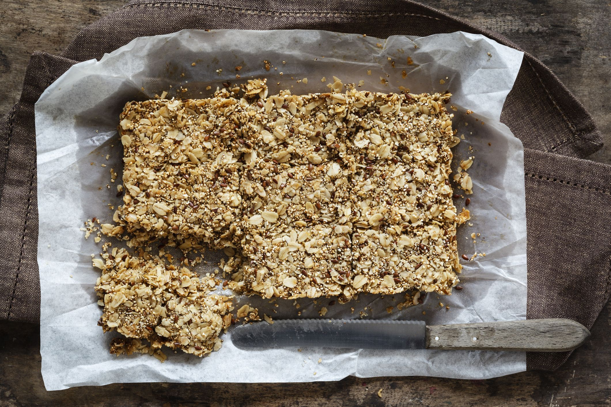 16 Delicious and Heathy Homemade Flapjack Recipes