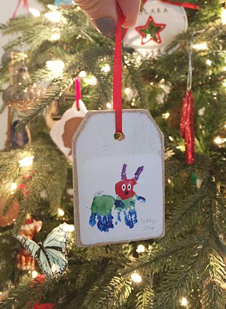 Diy Christmas Ornaments How To Make Homemade Christmas Tree