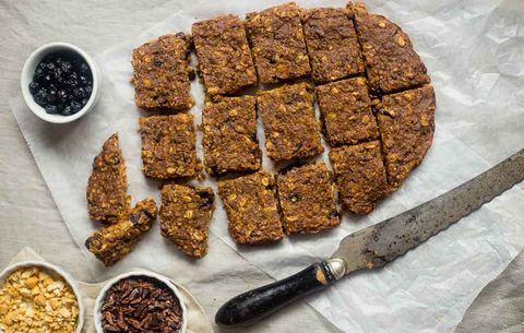 Slow Cooker Superfood Homemade Protein Bars