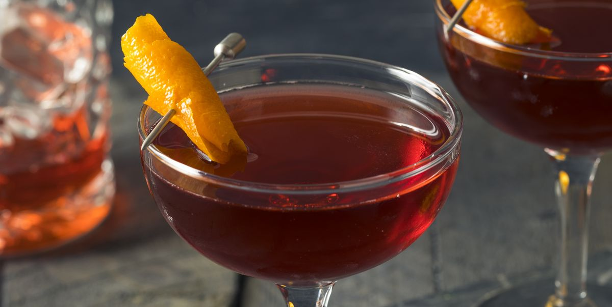 If You Love A Negroni, Then You Need To Try A Boulevardier