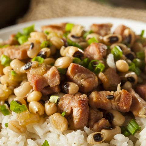 New Year's Eve Good Luck Traditions - Eat Hoppin John