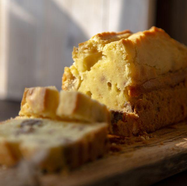 homemade sweet  pound cake