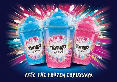 How To Make Homemade Tango Ice Blasts