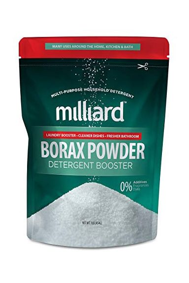 homemade weed killer borax