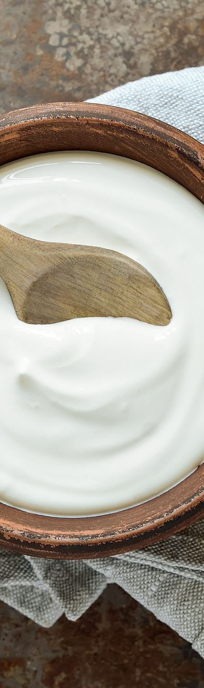 What to Eat When You're Sick - Greek Yogurt