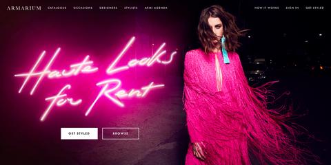 Pink, Magenta, Text, Beauty, Formal wear, Purple, Fashion, Fashion design, Font, Graphic design,