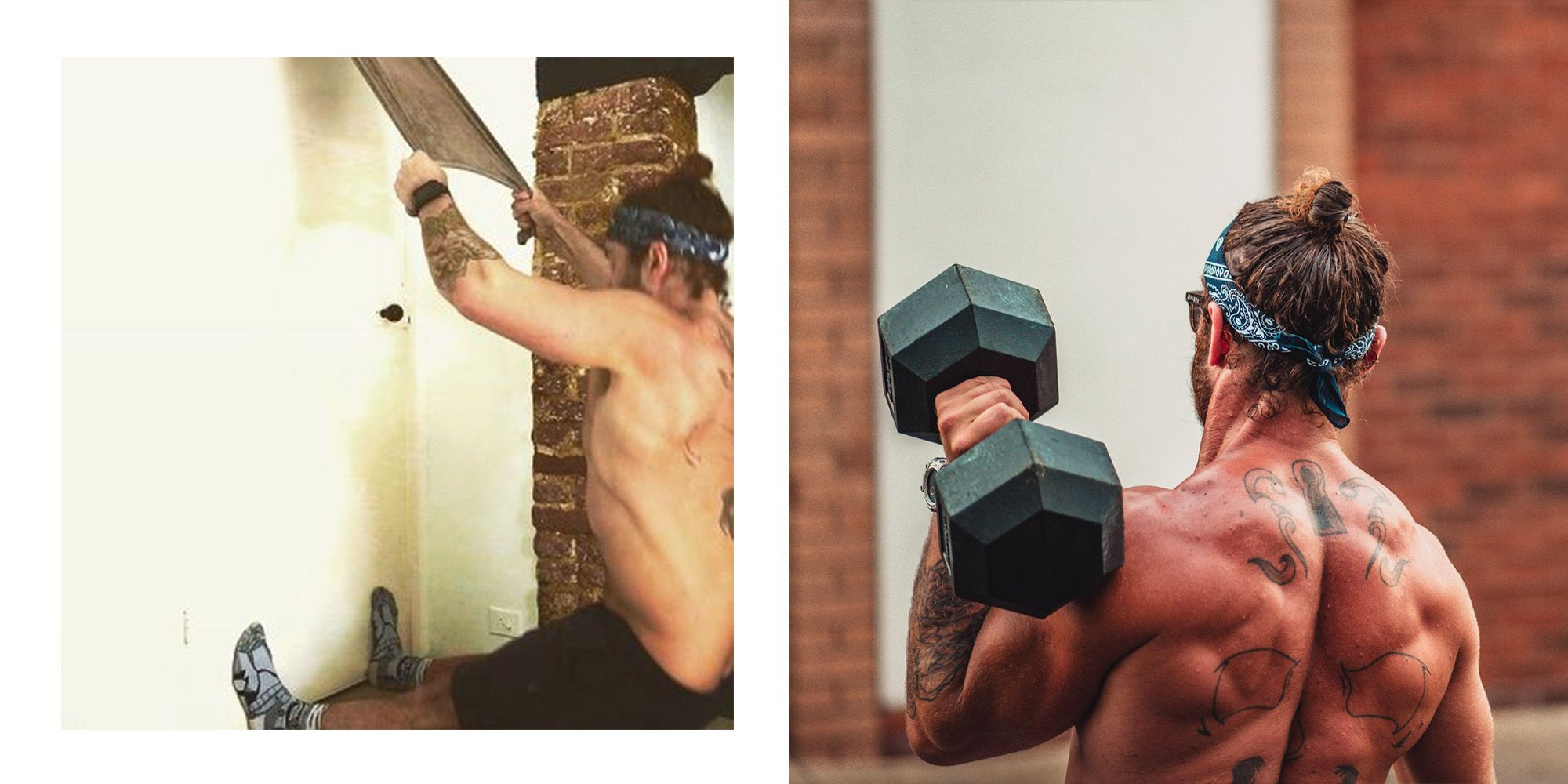 Can't Do Pull-Ups at Home? Try This Easy, No-Kit Workaround to Hit Your Back and Biceps