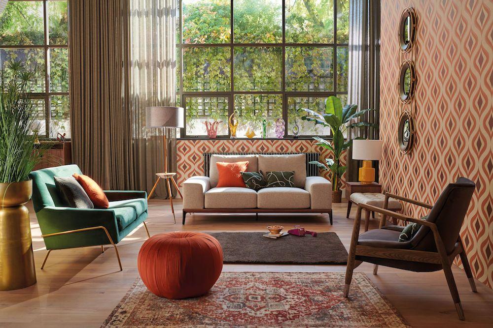 Homesense living room photo