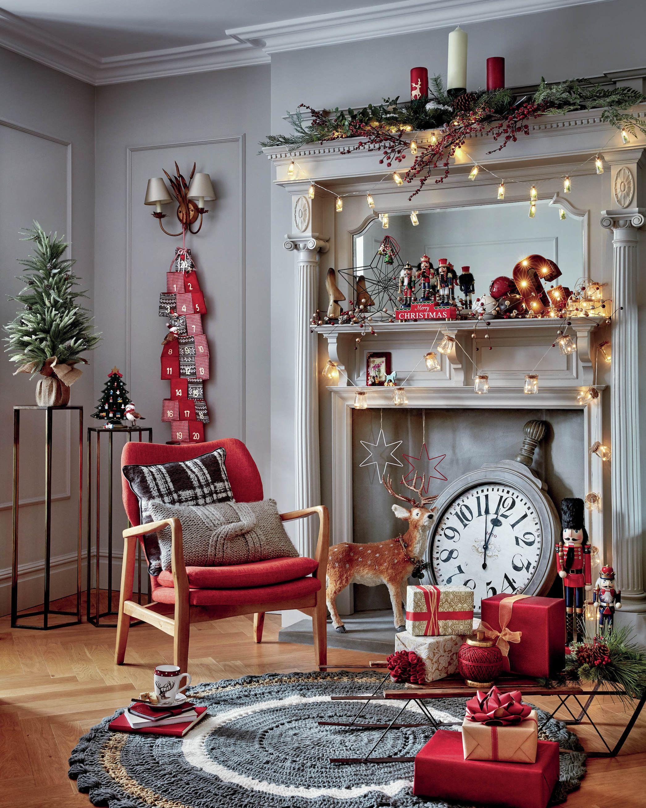 HomeSense Christmas room