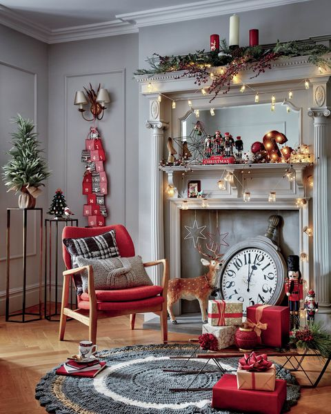 HomeSense Christmas room