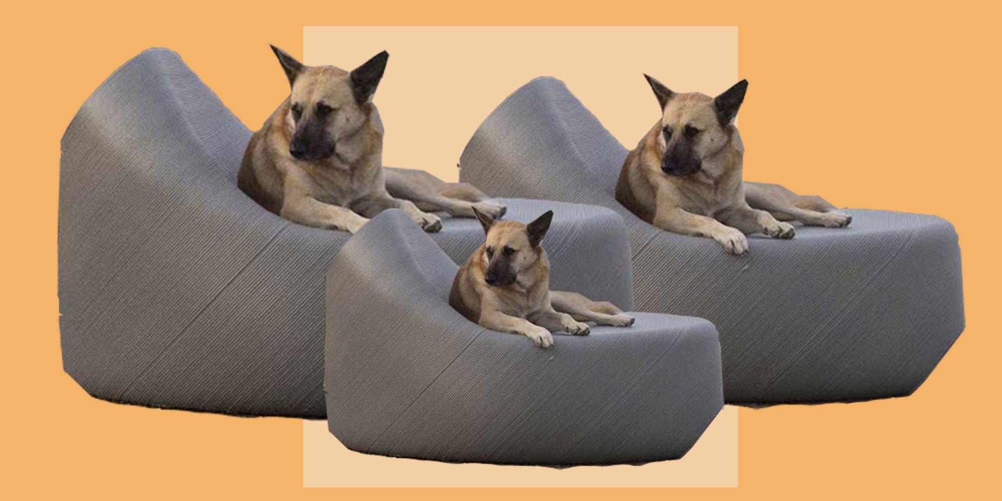 Dit meubel is stoel en plantenbak ineen