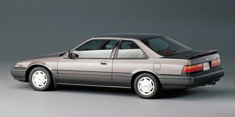 In The 1990s Honda Exported American Made Cars Back To Japan