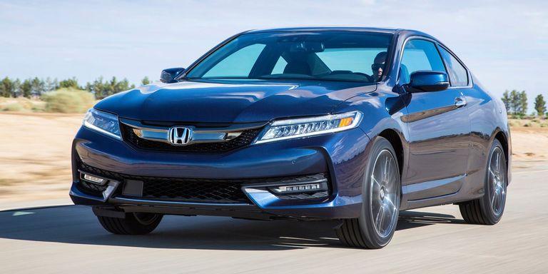 The Honda Accord V6 Will For 2018