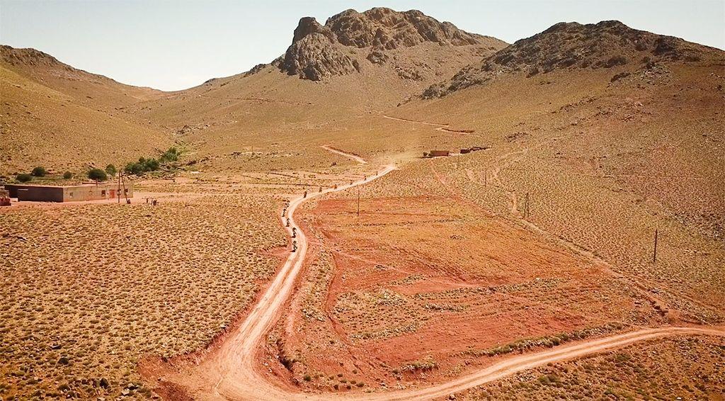 Africa Twin Morocco Epic Tour organizada por Honda