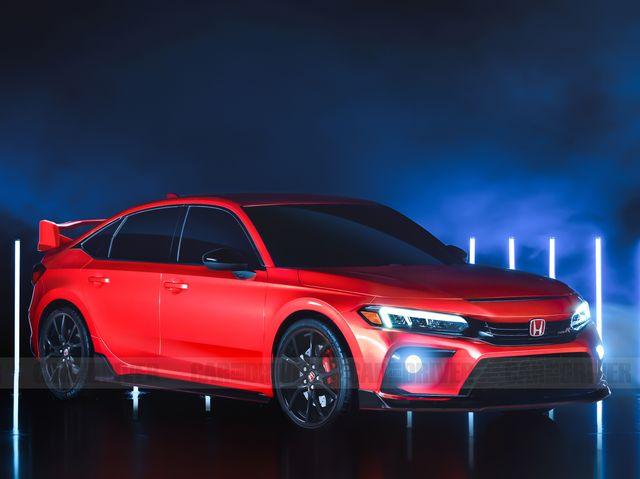 2022 Honda Civic Type R What We Know So Far