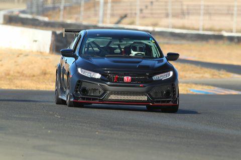 Honda Civic Type R TC Race Car