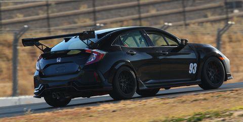 View Photos of Honda Civic Type R TC Race Car