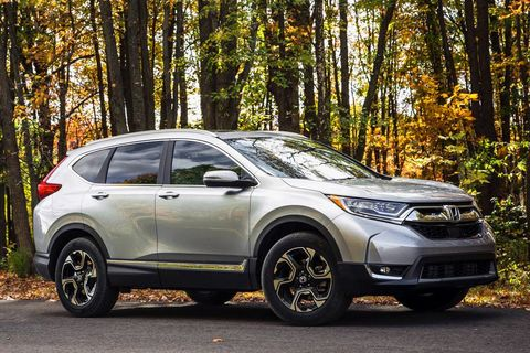 6 Best Small SUVs for Families in 2018 - Top-Rated Compact ...