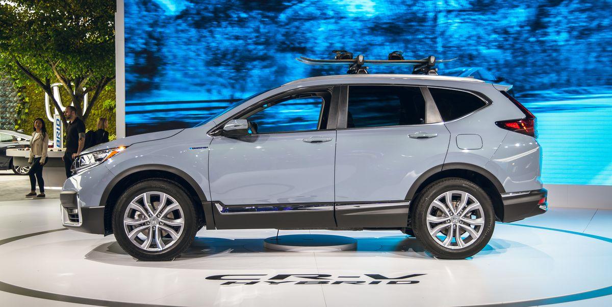 2020 Honda CR-V Hybrid Starts at $28,870, EPA Estimated at 38 MPG