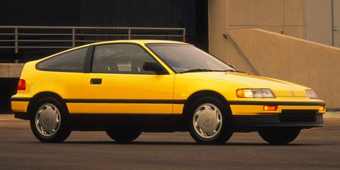 Land vehicle, Vehicle, Car, Honda cr-x, Coupé, Sedan, Sports car, Compact car, Honda, Hybrid vehicle,