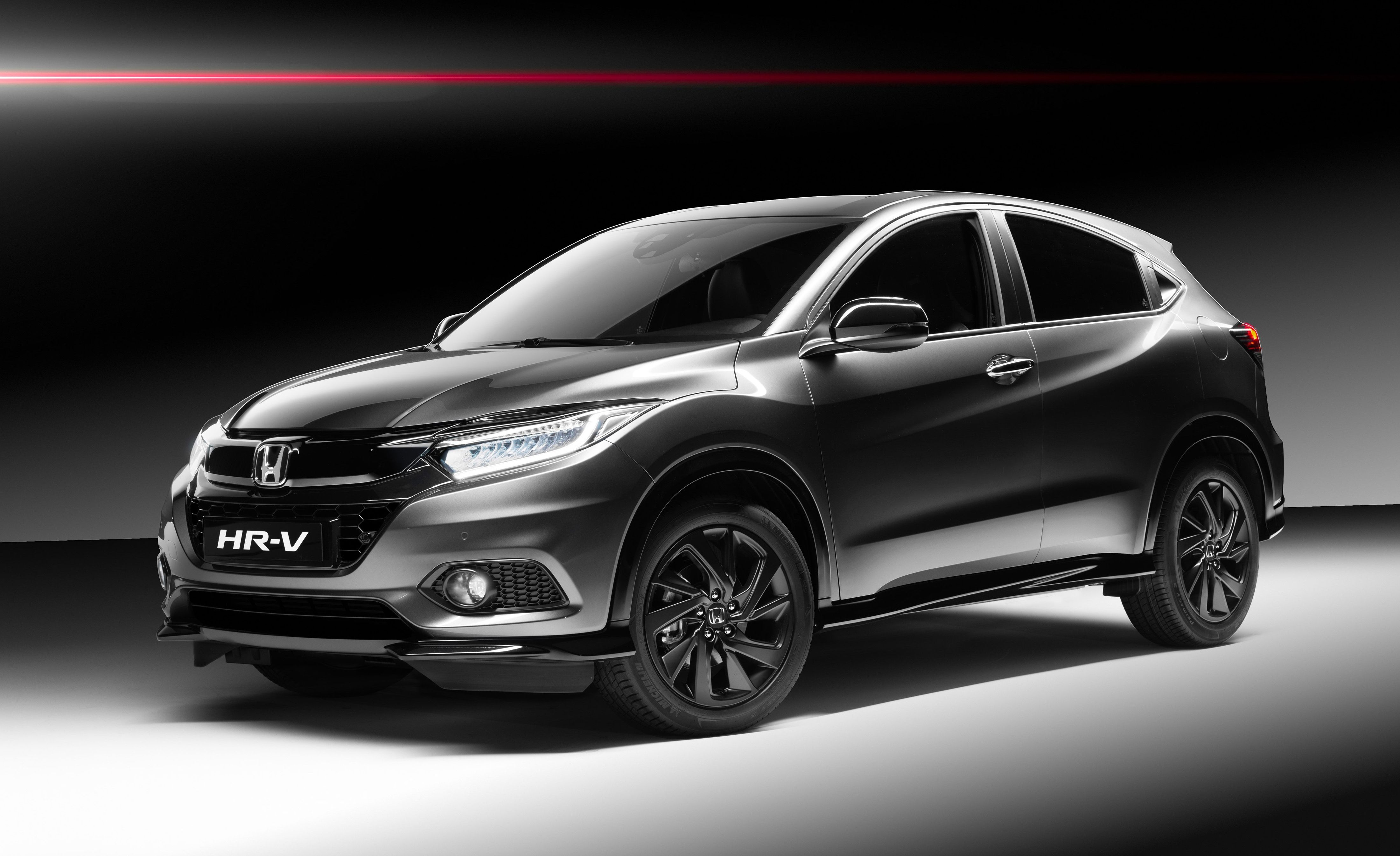 Honda Hr V Sport Gets Turbo And A Manual Europe Only For Now